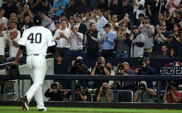 Luis Severino finishes ninth in the 2018 AL Cy Young voting - River Avenue Blues