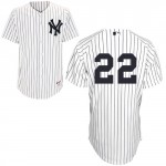 Jacoby Ellsbury Authentic Jersey, Home Pinstripes