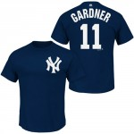 Brett Gardner Player T-Shirt