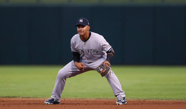 The man kid they call Gleyber. (Presswire)