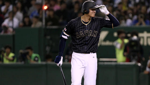 At least I can stop looking for Ohtani photos now. (AP)